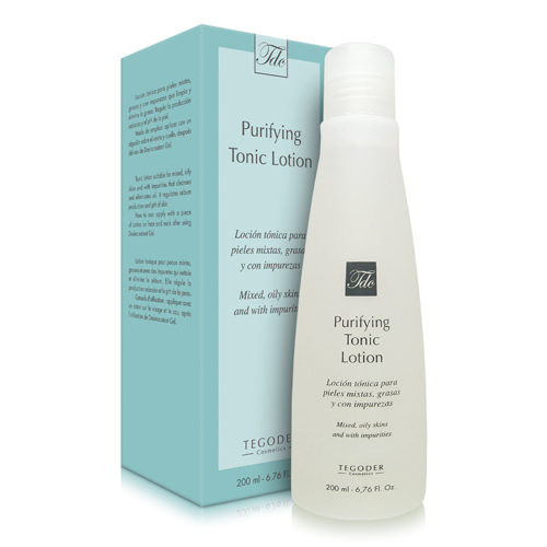 Envase Purifying Tonic Lotion, tónico facial oil free