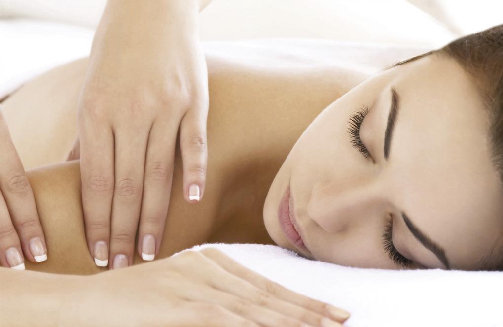 Portada Terapia del masaje