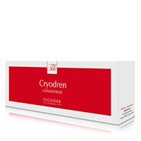 Envase Cryodren Concentrate, suero corporal concentrado