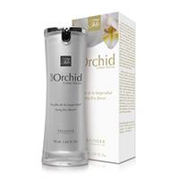 Bote Gold Orchid Cotton Nectar, suero facial intensivo