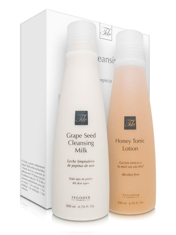 Envase Grape Seed and Honey Cleansing Pack