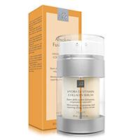 Envase Hydra 02 Vitamin Collagen, suero facial de doble acción