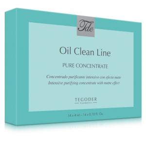 Envase Oil Clean LIne, concentrado purificante