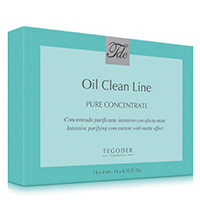 Envase Oil Clean LIne, concentrado purificante