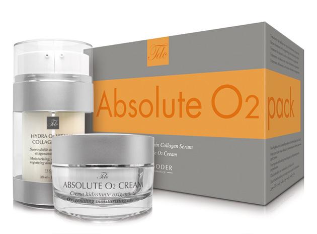 Bodegón Absolute 02 Pack de tratamiento facial diario