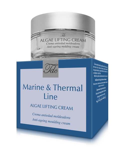 Envase Algae Lifting Cream, crema antiedad moldeadora