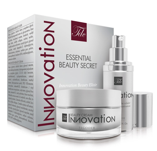 Bodegón Essential Beauty Secret, pack de tratamiento facial completo