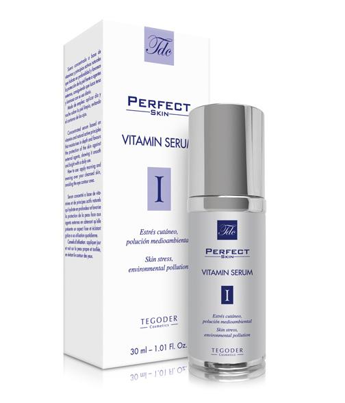 Envase Perfect Skin Vitamin Serum, suero facial