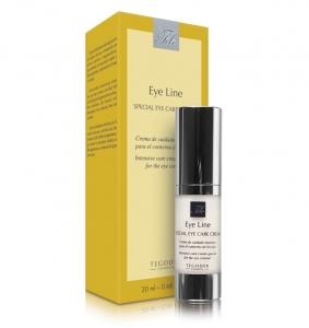 Envase Special Eye Care Cream, tratamiento de contorno de ojos