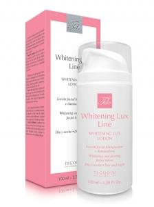 Bote Whitening Lux Lotion, loción facial oil free blanqueante