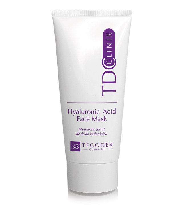 Envase Hyaluronic Acid Face Mask, mascarilla facial con ácido hialurónico