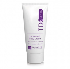 Envase Lactobionic Body Cream, crema corporal crono-retardante