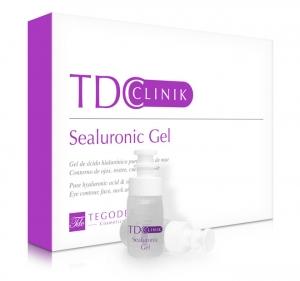 Envase TDClinik, Sealuronic Gel, gel de ácido hialurónico puro