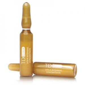 Ampollas Vita K Intensive Concentrate, concentrado facial de vitamina C