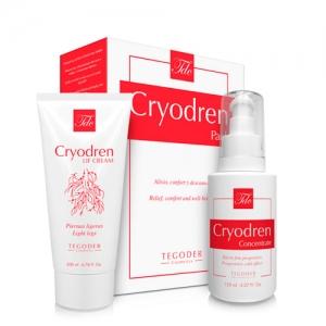 Pack Cryodren, tratamiento corporal circulatorio