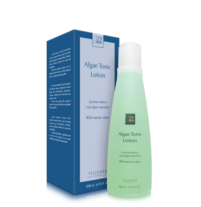 Estuche Algae Tonic Lotion