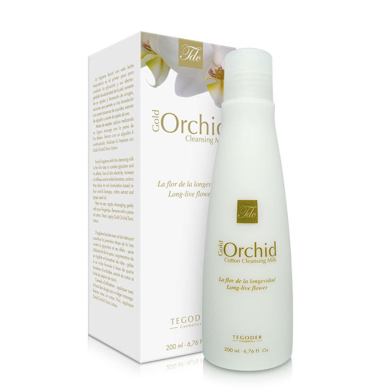 Bote Gold Orchid Cleansing Milk