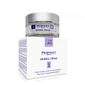 Bote Perfect Skin Mineral cream, tratamiento para pieles estresadas