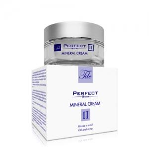 Imagen del mineral cream de la línea perfect skin de tegoder cosmetics