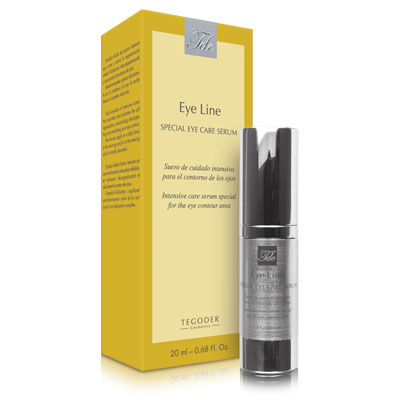 Bote Special eye care serum, suero fluido