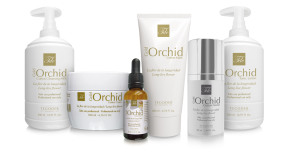 Bodeón productos profesionales Gold Orchid
