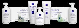 Bodegón productos profesionales Perfect Skin