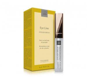 Estuche Eye Line Eyelash serum, revitalizante de pestañas