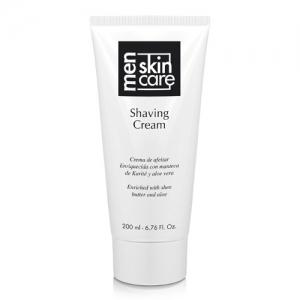 Envase Shaving Cream, crema de afeitar