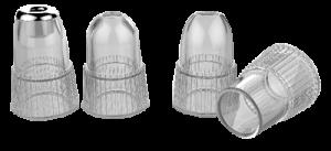Imagen de los cabezales de Innovation beauty device