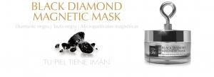Black Diamond Magnetic Mask con diamante negro y trufa negra