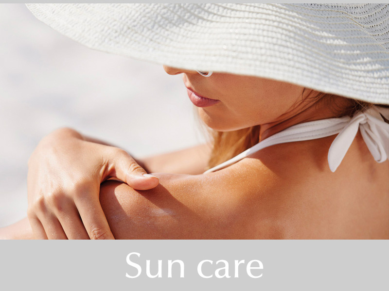 sun protection line