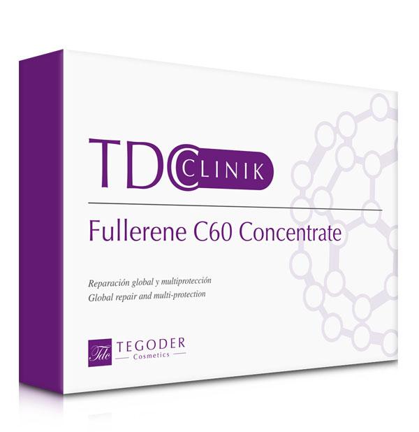 Estuche Fullerene C60 Concentrate