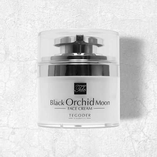 Imagen de la Black orchid Moon Face Cream