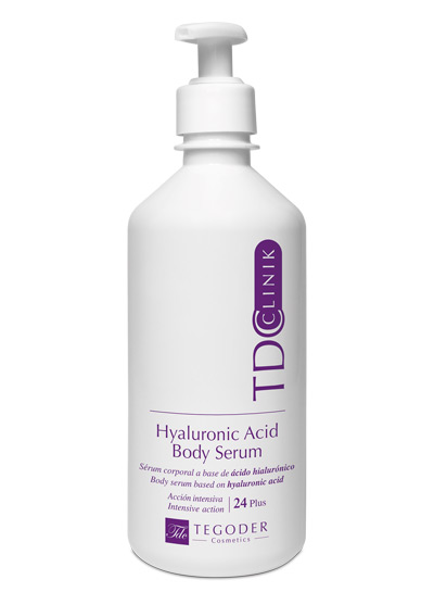 Imagen del bote de Hyaluronic Acid Body Serum